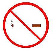 禁煙法案,喫煙禁止法案を出そう