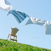 洗濯物を干し終えたときが至福