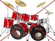 ドラム出来ないけどリズムは刻む
