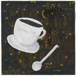 真夜中のコーヒー