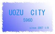 ☆UOZU CITY 5960☆