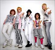 Ranetki Girls (РАНЕТКИ)