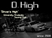 学生ドライバー *D.High*
