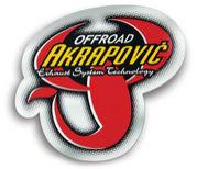 AKRAPOVIC   offroad
