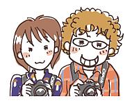 写真家ユニット「愛子と一郎」