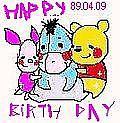 彡☆1989年4月9日生まれ☆彡