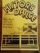 HISTORY DANCE