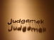 Judgemek ( Official )