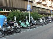 バイクパーキング 情報 関西