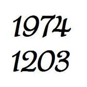 1974年12月3日生