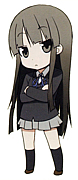 秋山澪(けいおん!)のSD