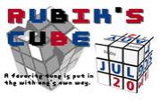 自己満足DJ 「Rubik's Cube」