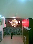 ハードロックカフェ NEW DELHI店