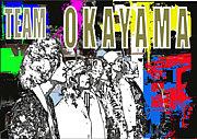 TEAM岡山  晴れの国の戦士たち
