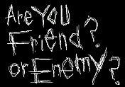 FRIENEMY inside ME