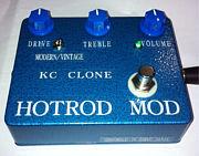 サウンドショップ「Hot Rod」