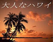 大人なハワイ