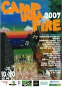 CAMP INNA FIRE