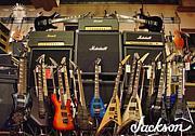 Jackson guitars & Flying V