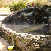 石部温泉 平六地蔵露天風呂