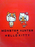 MONSTER HUNTER×HELLO KITTY
