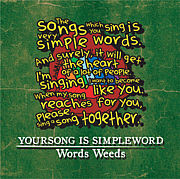 Words Weeds
