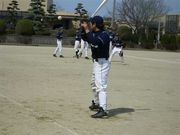 草野球 in 熊本