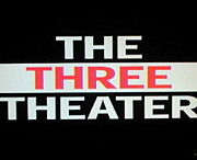 元祖【THE THREE THEATER】芸人