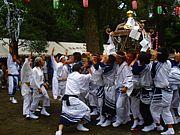 牛頭天王祭 (三宅島)