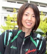 谷口雅美選手
