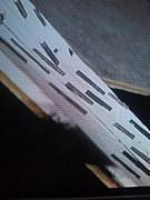 カミソリ十字架ボード