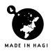 MADE IN HAGI