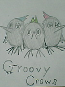 Groovy Crows