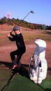 岩国ゴルフ倶楽部 (。・_・。)ノ