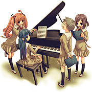 VIPオタバンピアノ部