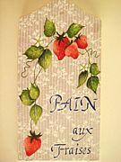 パン教室★Pain aux fraises★