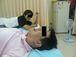 つゆき鍼灸接骨院の待合室