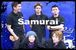 Samurais【侍s】 埼玉支部。