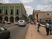 メキシコ・ユカタン州・メリダ
