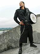 Drummer mizちゃん(つっぱり)