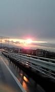 ventiの夕日