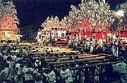 風早火事祭り(北条)