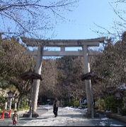 伊奈波神社でアルバイト