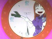 時の流れを忘れさせる時計