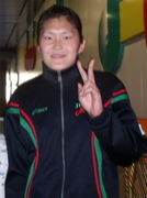 坂下麻衣子選手