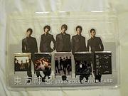 東方神起 STAR COLLECTION CARD