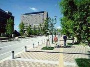 桃山学院大学 97生の噴水☆彡