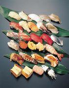 寿司屋でバイト