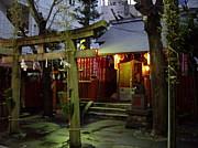 渋谷百軒店千代田稲荷神社