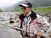 鮎釣り 主藤秀雄の世界